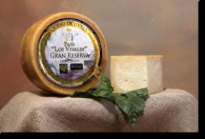 Los mejores quesos: Pago Los Vivales Gran Reserva