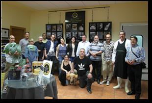 Visita de la Asociación de Sumilleres de Zamora a Pago