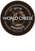 World Cheese Awards Bronze 2017-2018