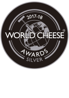World Cheese Awards Silver 2017-2018