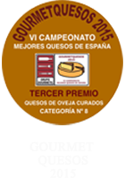 Gourmet quesos 2015: VI Campeonato Mejores Quesos España