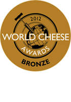 World Cheese Awards Bronze 2012