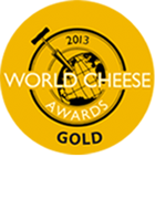 World Cheese Awards Gold 2013