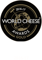 World Cheese Awards Gold 2016-2017