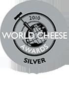 World Cheese Awards Silver 2010