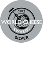 World Cheese Awards Silver 2012