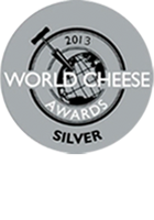 World Cheese Awards Silver 2013
