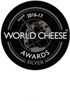 World Cheese Awards Silver 2016-2017