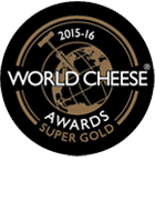 World Cheese Awards Supergold 2015 2016