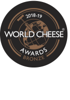 World Cheese Awards Bronze 2018-2019