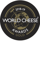 World Cheese Awards Gold 2017-2018