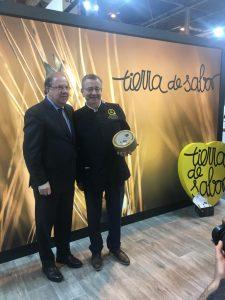 El queso de oveja Gran Reserva de Pago 'Los Vivales' obtiene el distintivo 'Sabor Gourmet', concedido por el sello Tierra de Sabor.
