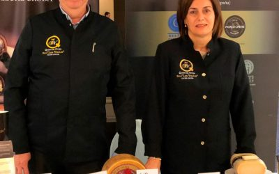 Nuevas medallas para los quesos de oveja Pago 'Los Vivales' en la última edición de los World Cheese Awards