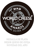 World Cheese Awards Silver 2019-2020