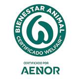 Certificado Bienestar Animal AENOR