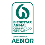 Certificado Bienestar Animal AENOR