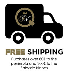 Free shipping for purchases over 80 €